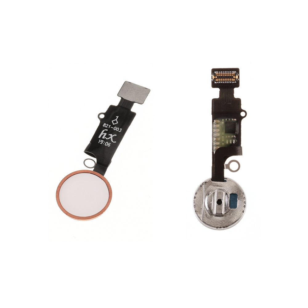 4th Version Universal Home Button With Flex Cable Assembly Replacement For iPhone 7/7 Plus/8/8 Plus