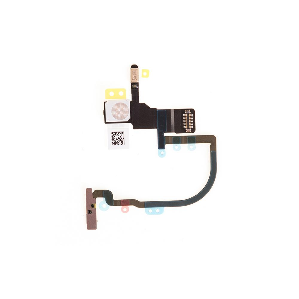 For  Apple iPhone XS Max Power Switch Flex Cable Replacement