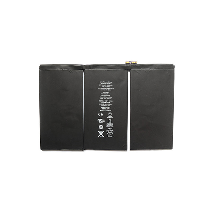 For Apple iPad 3rd/4th Generation Battery Replacement