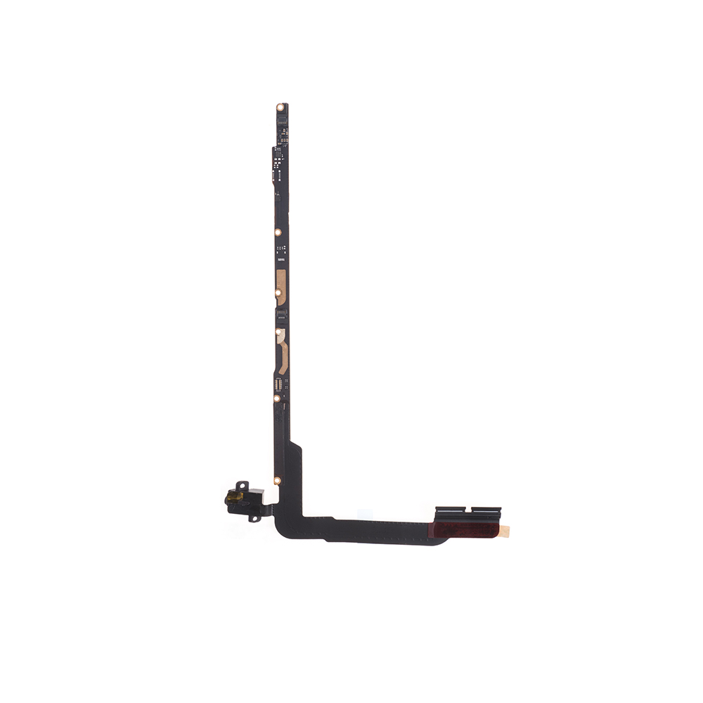For Apple iPad 3/4 Volume Flex Cable With PCB Board WIFI Version