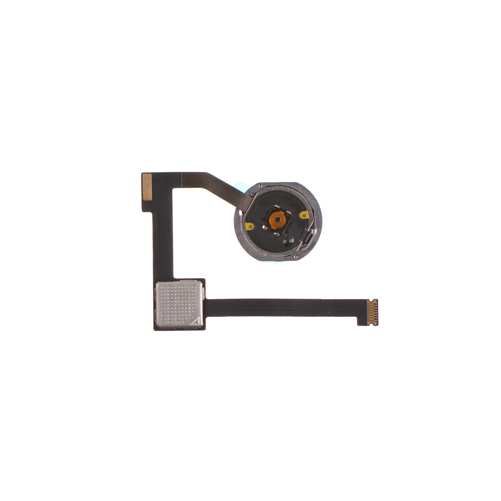 For Apple iPad Air 2/ MINI 4/PRO 12.9 1st Home Button With Flex Cable Assembly