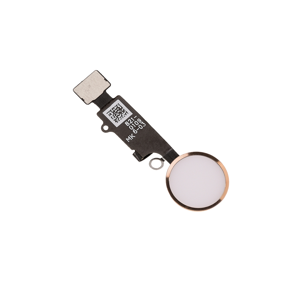 For Apple iPhone 8/8 Plus Home Button With Flex Cable Assembly Replacement