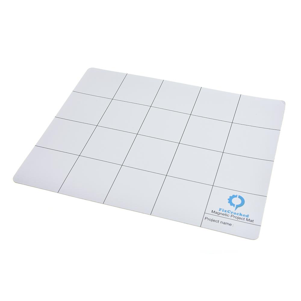 Magnetic Screw Memory Mat