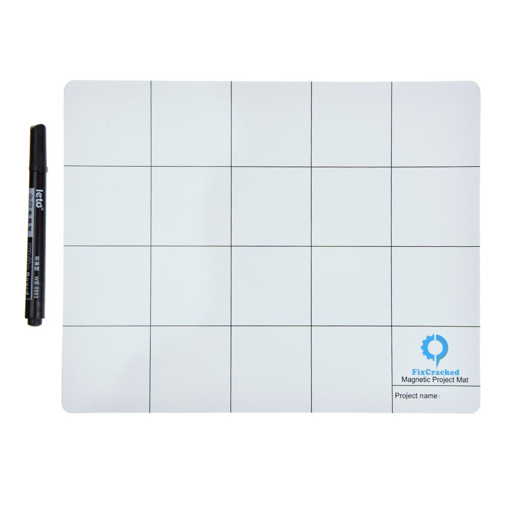 Magnetic Screw Memory Mat